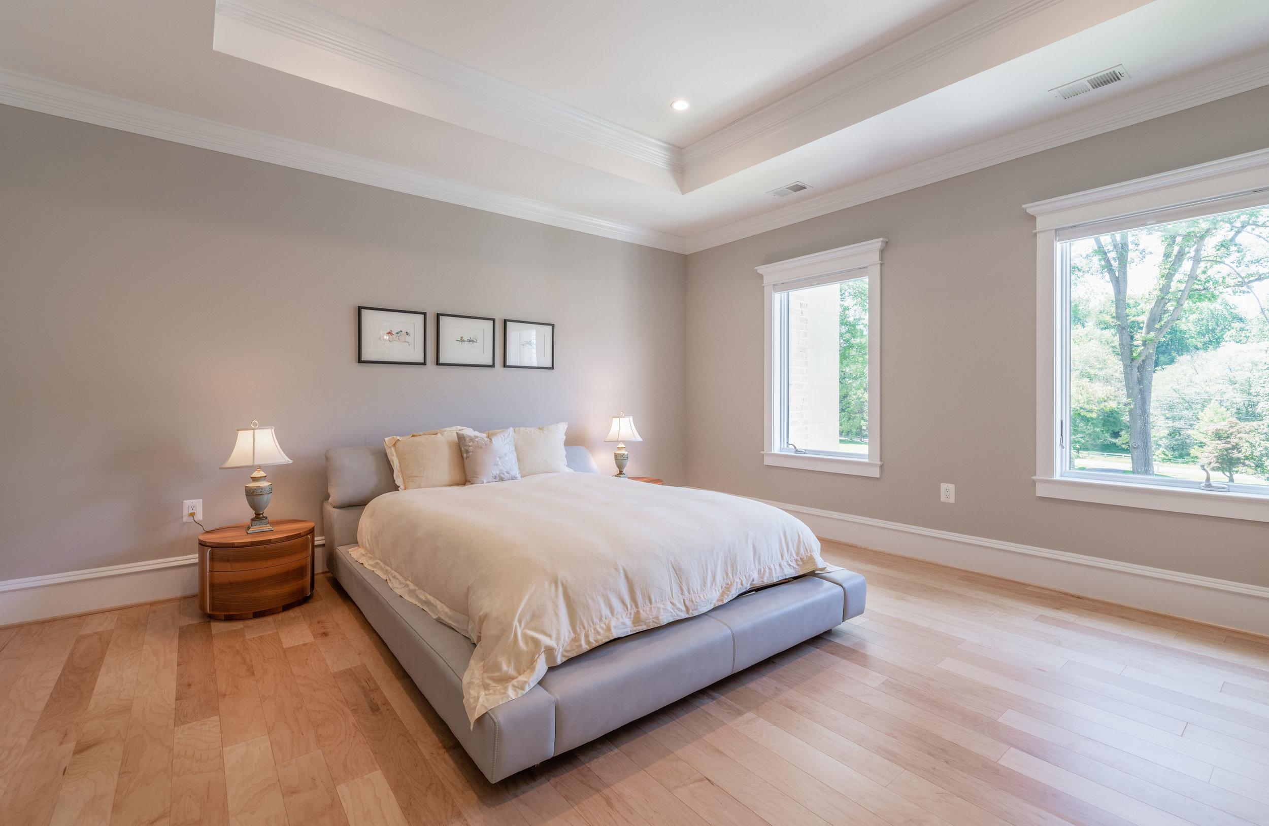 Bedroom Two with Walk-in Closet and En Suite Bathroom