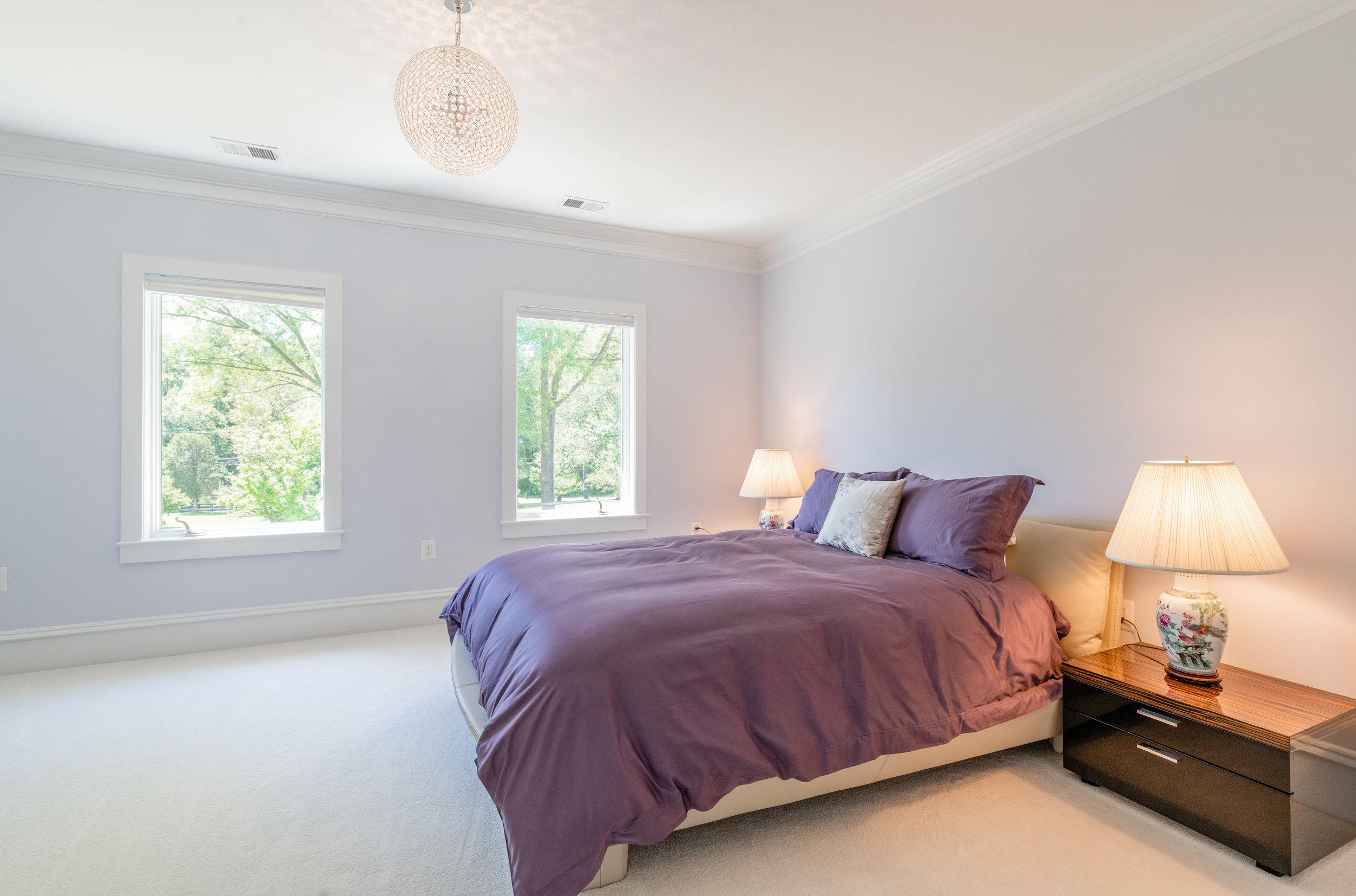 Bedroom Three with Walk-in Closet and En Suite Bathroom