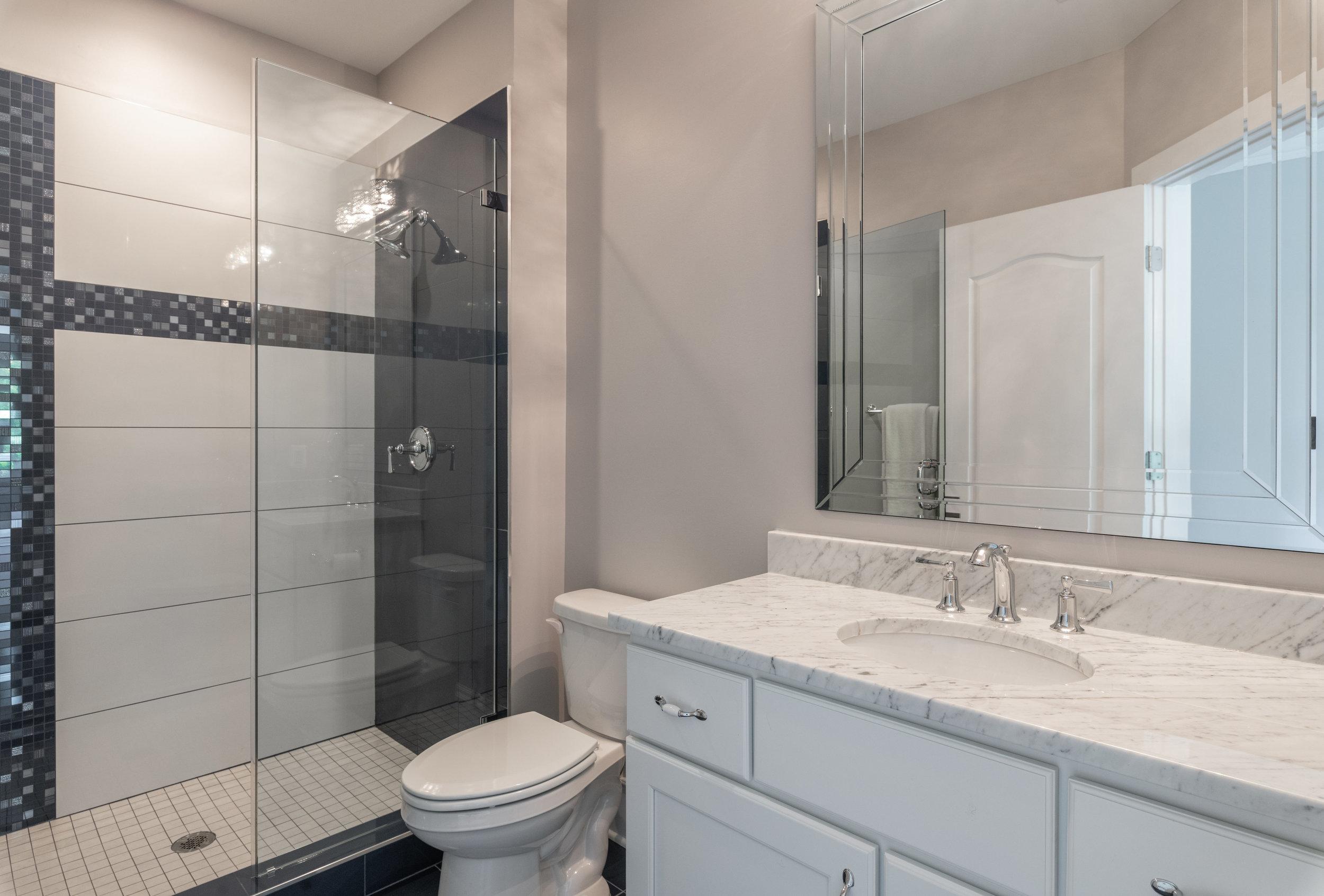 Bedroom Four En Suite Bathroom