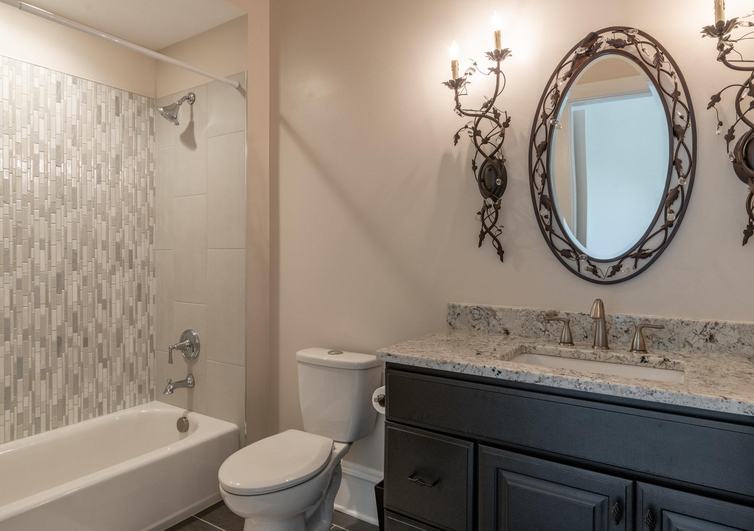 Main Level Guest Bedroom En Suite Bath