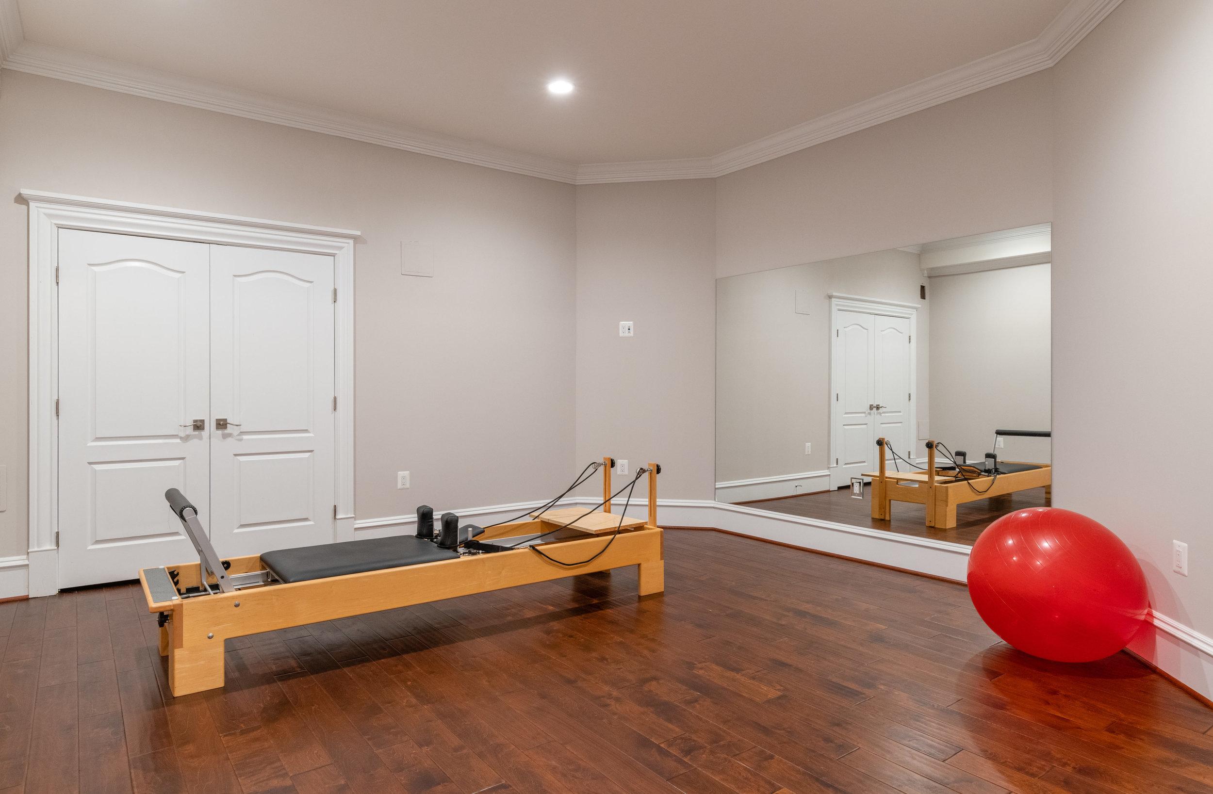 Lower Level Fitness Room