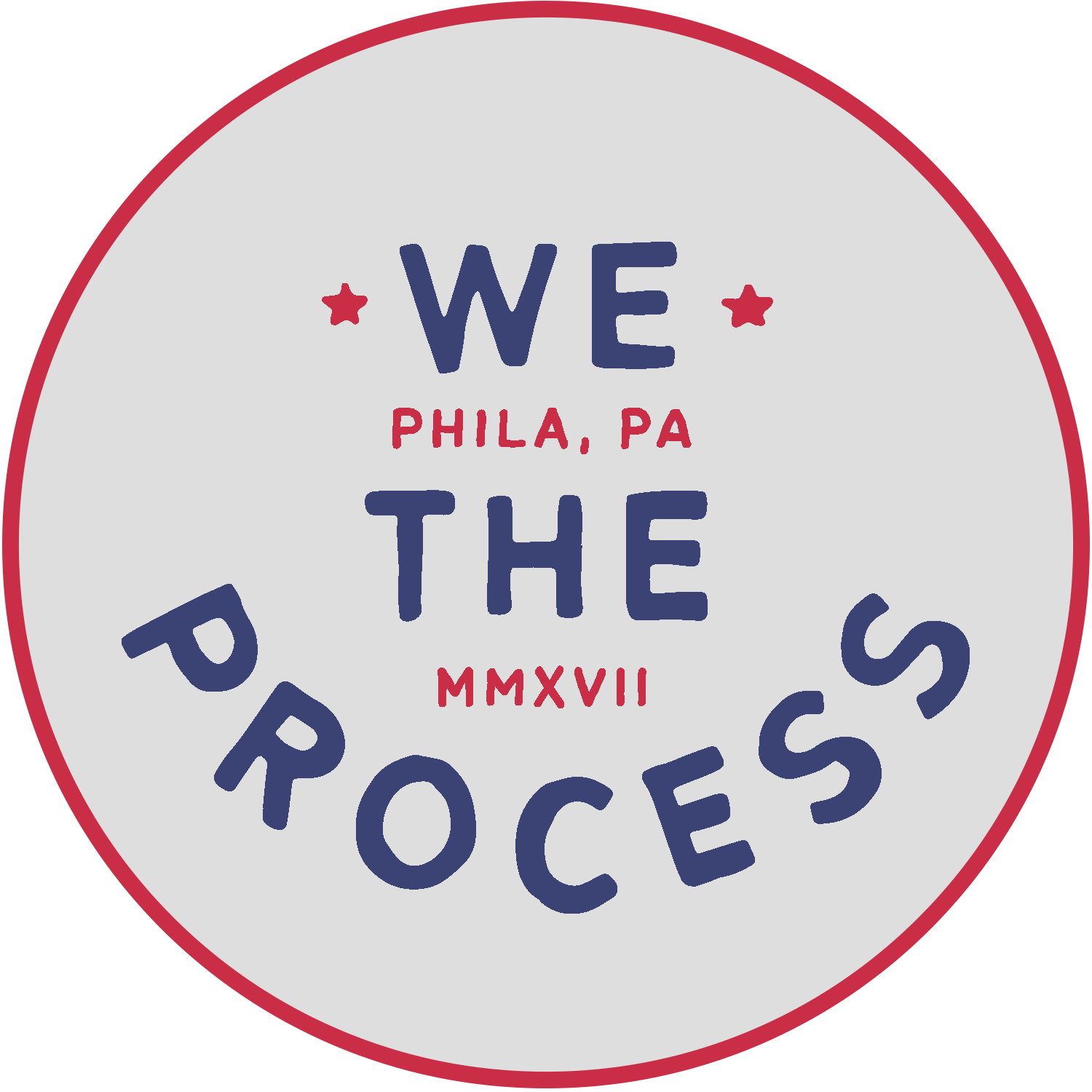 WE THE PROCESS