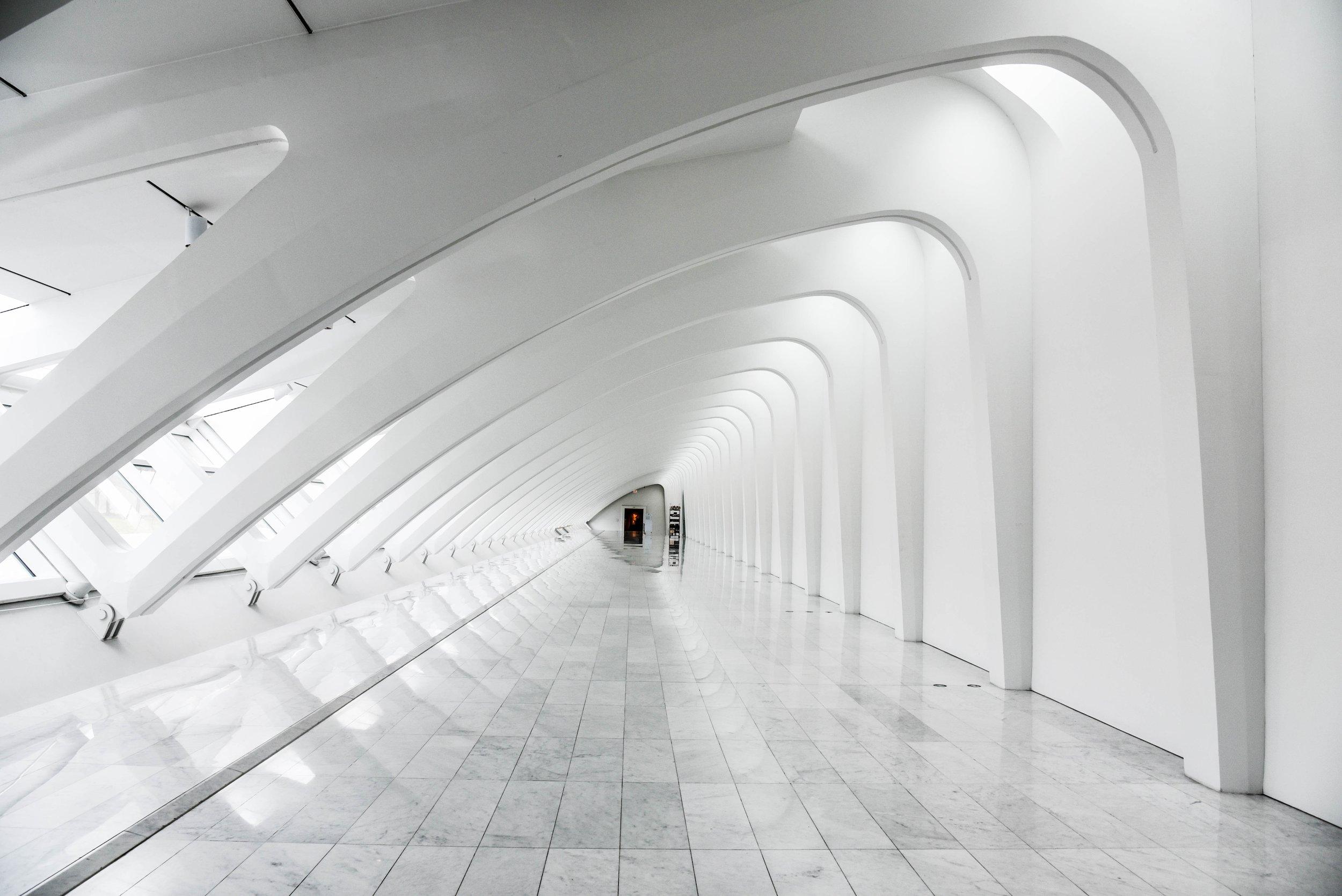 WTC Hallway