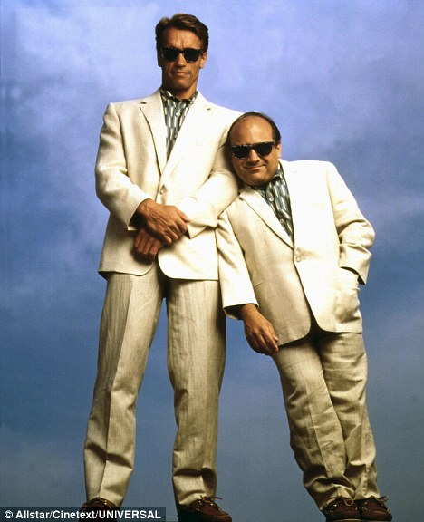A picture of bald me next to every dad in Santa Monica.