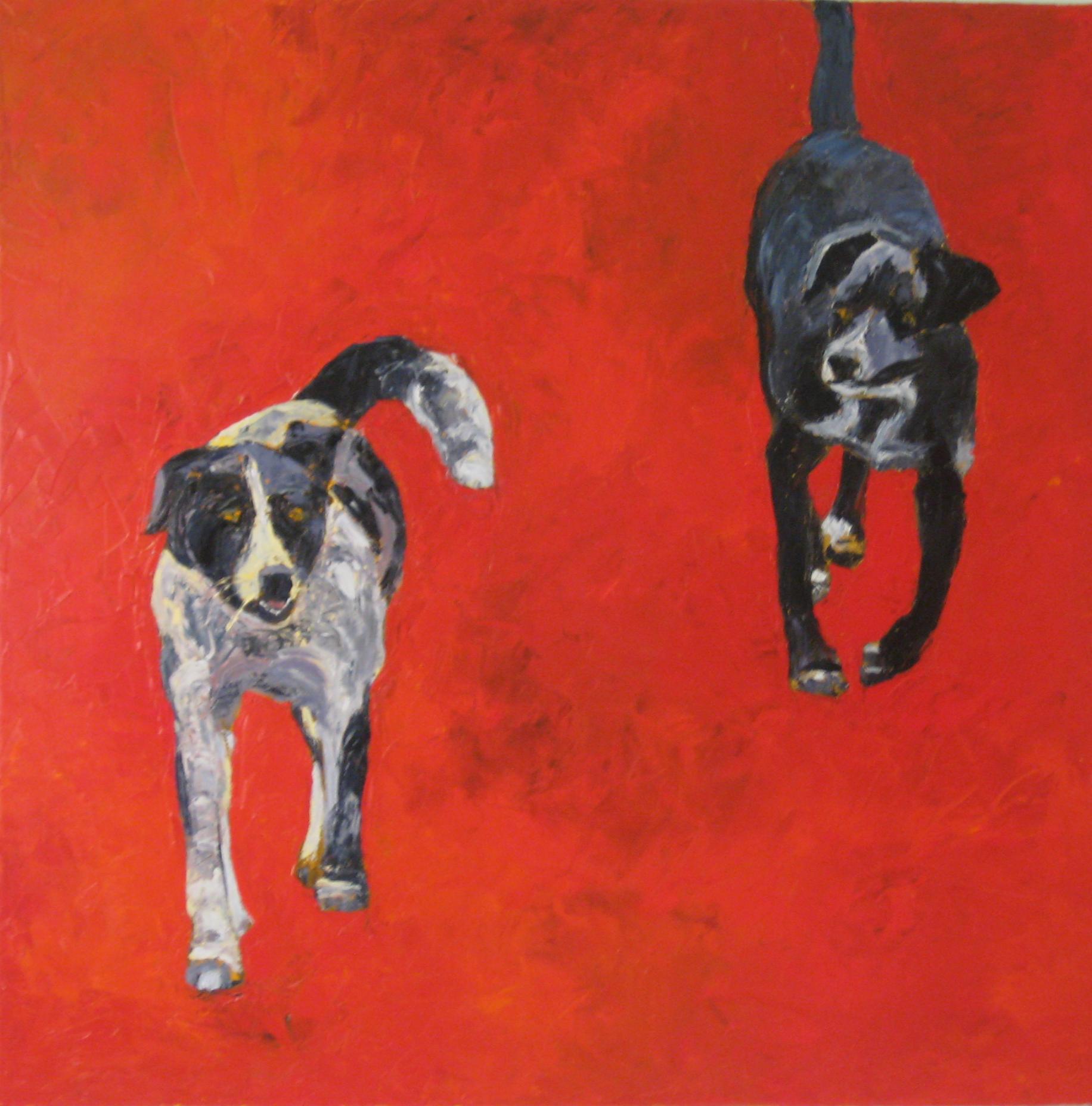 Watchdog and Friend