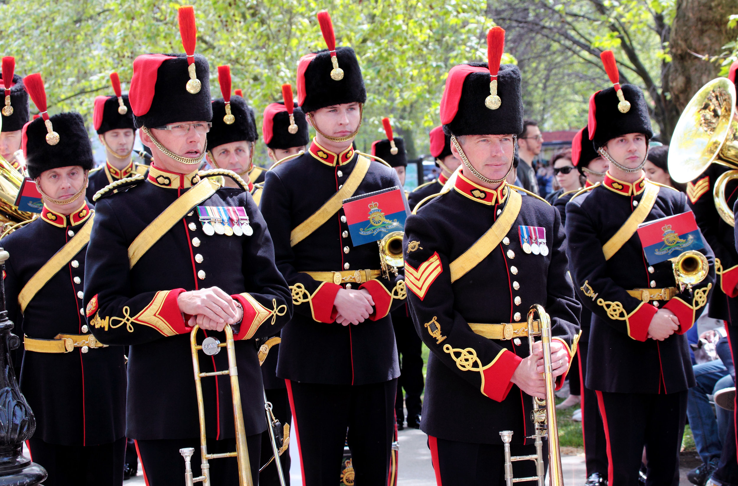 The_Royal_Artillery_Band_(17351260076).jpg