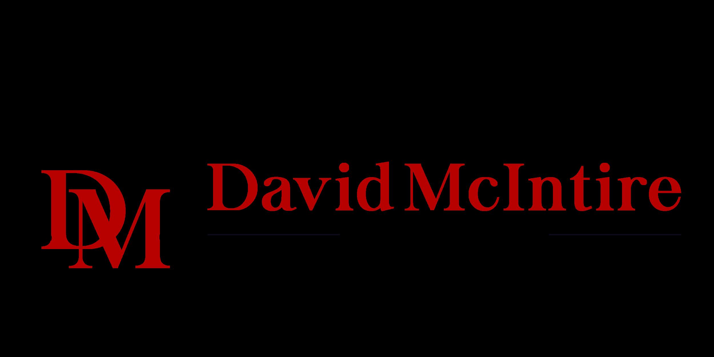 David_McIntire Realtor Logo Name Title.png