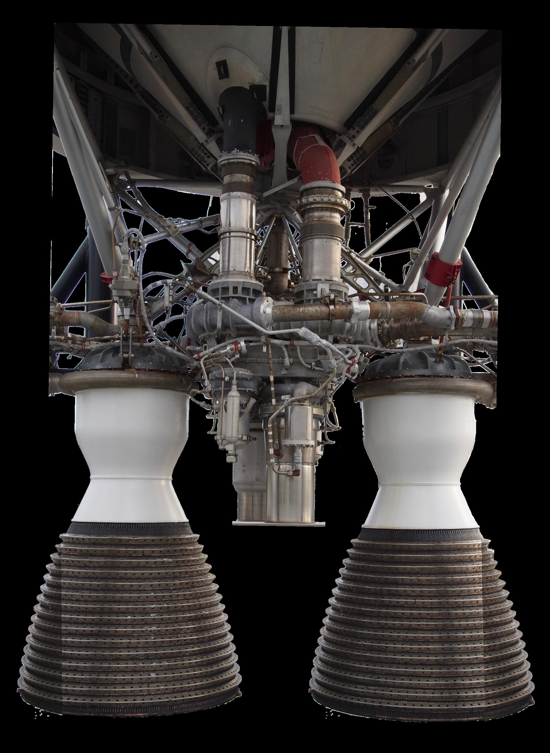 LR87 Engine. Click to enlarge