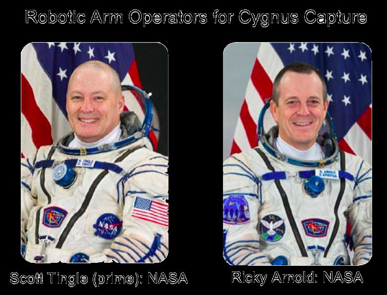 Photos courtesy of NASA