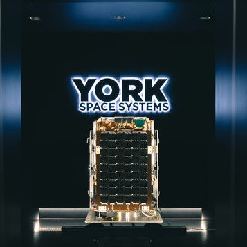 Harbinger - The largest satellite launching on this mission is the Harbinger research payload from York Space Systems. Harbinger will test the company's smallsat satellite platform for use by the U.S. Military.