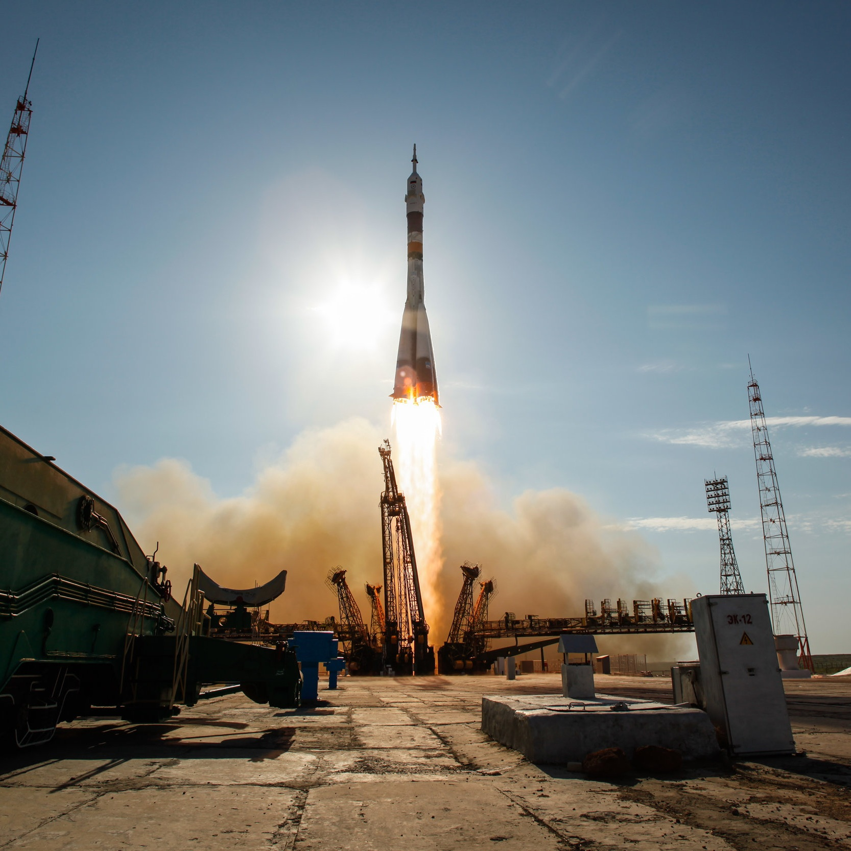 Sunday, May 27 - 8:00pm EDT - Plesetsk Cosmodrome, RussiaA Russian Soyuz rocket will launch a Glonass M navigation satellite for the Russian Aerospace Forces.
