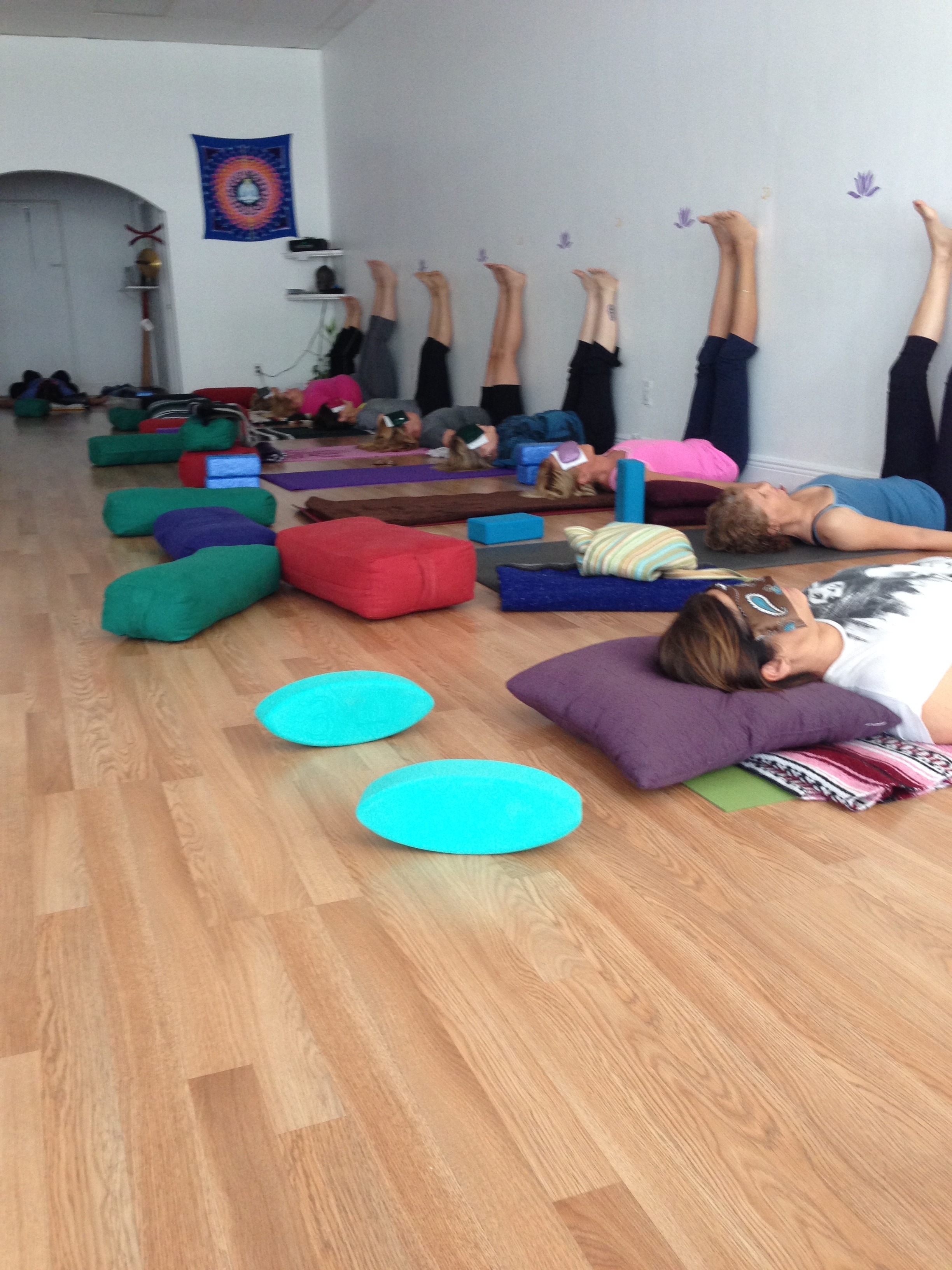 Yoga Studio, Delray beach, Florida