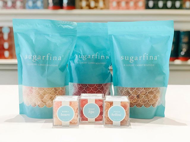 🍬calling all sugar lovers! we're now offering some of your favorite @sugarfina candies in bulk!🍬 yup, you heard us right! call your closest store for details, as pre-ordering is necessary.... making your parties & celebrations even better! #sugarfina #swishflowers #yum #candybar