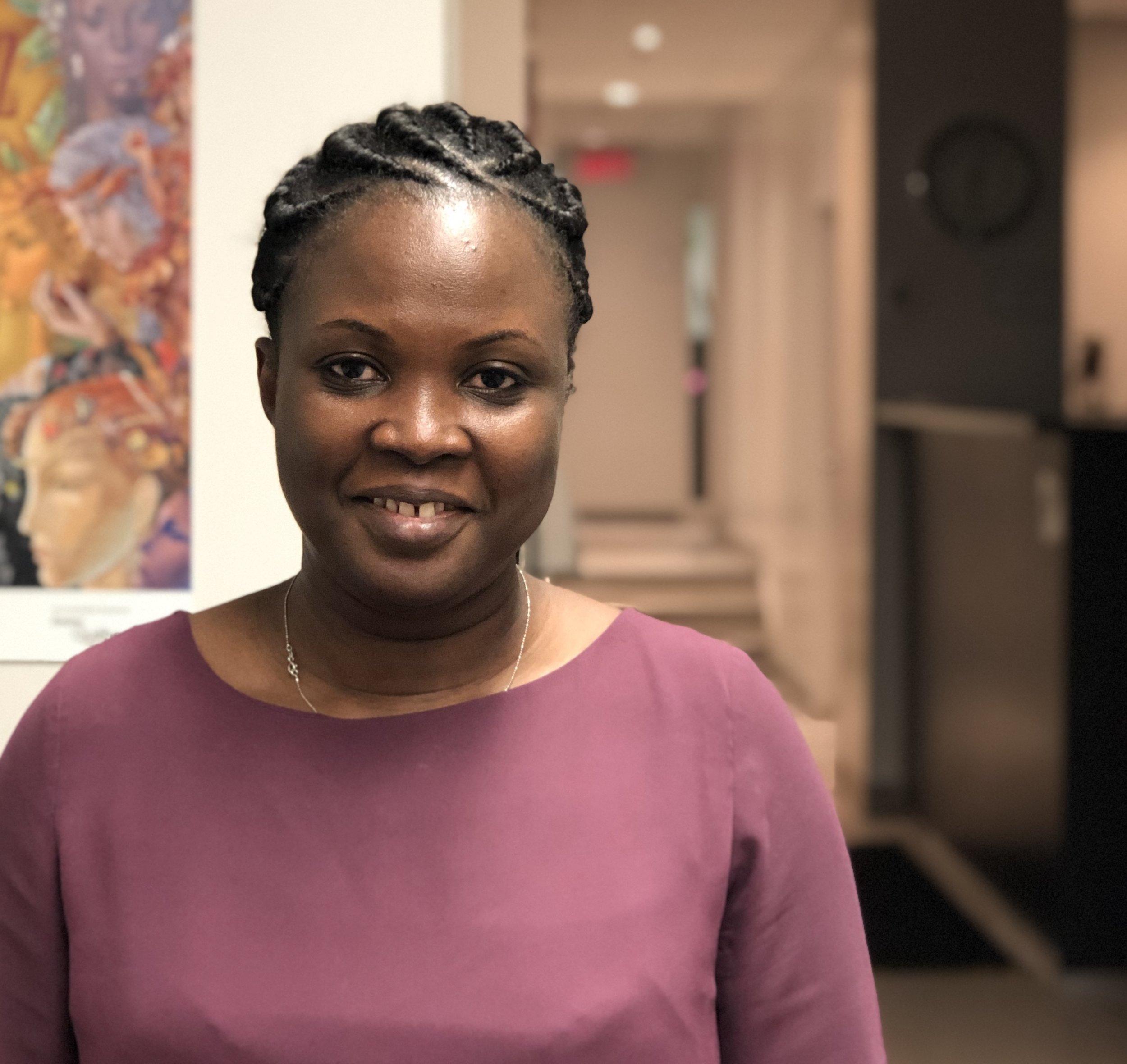 Ms. Barakissa Savadogo, User member