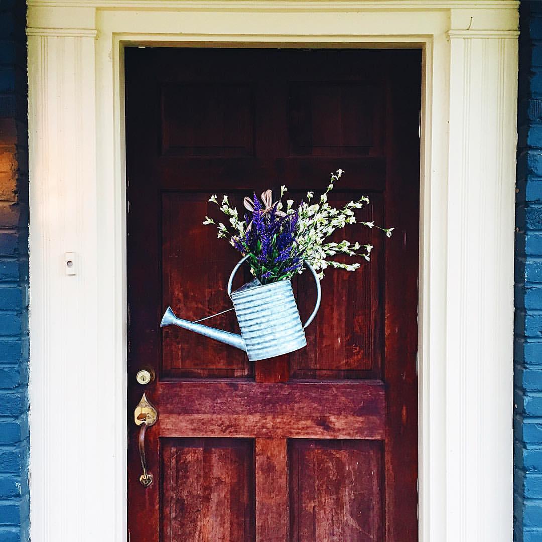 Little Bleu Studio Door Decor