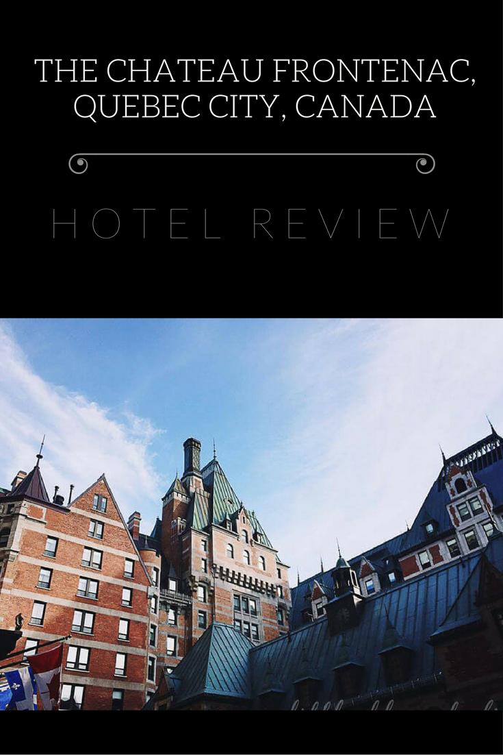 Travel-hotel-Quebec-Frontenac