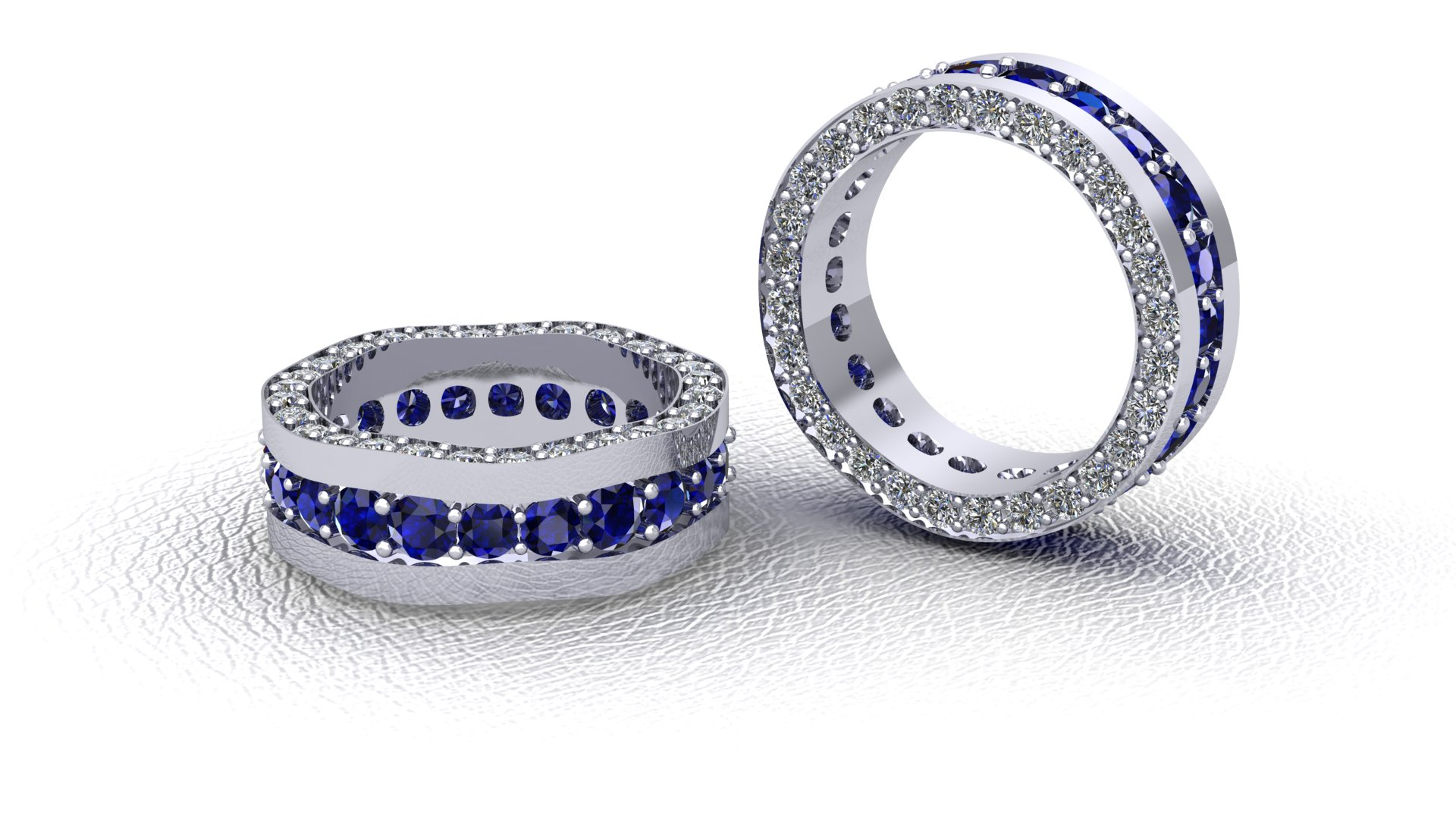 sapphire and diamond eternity band in plat.jpg