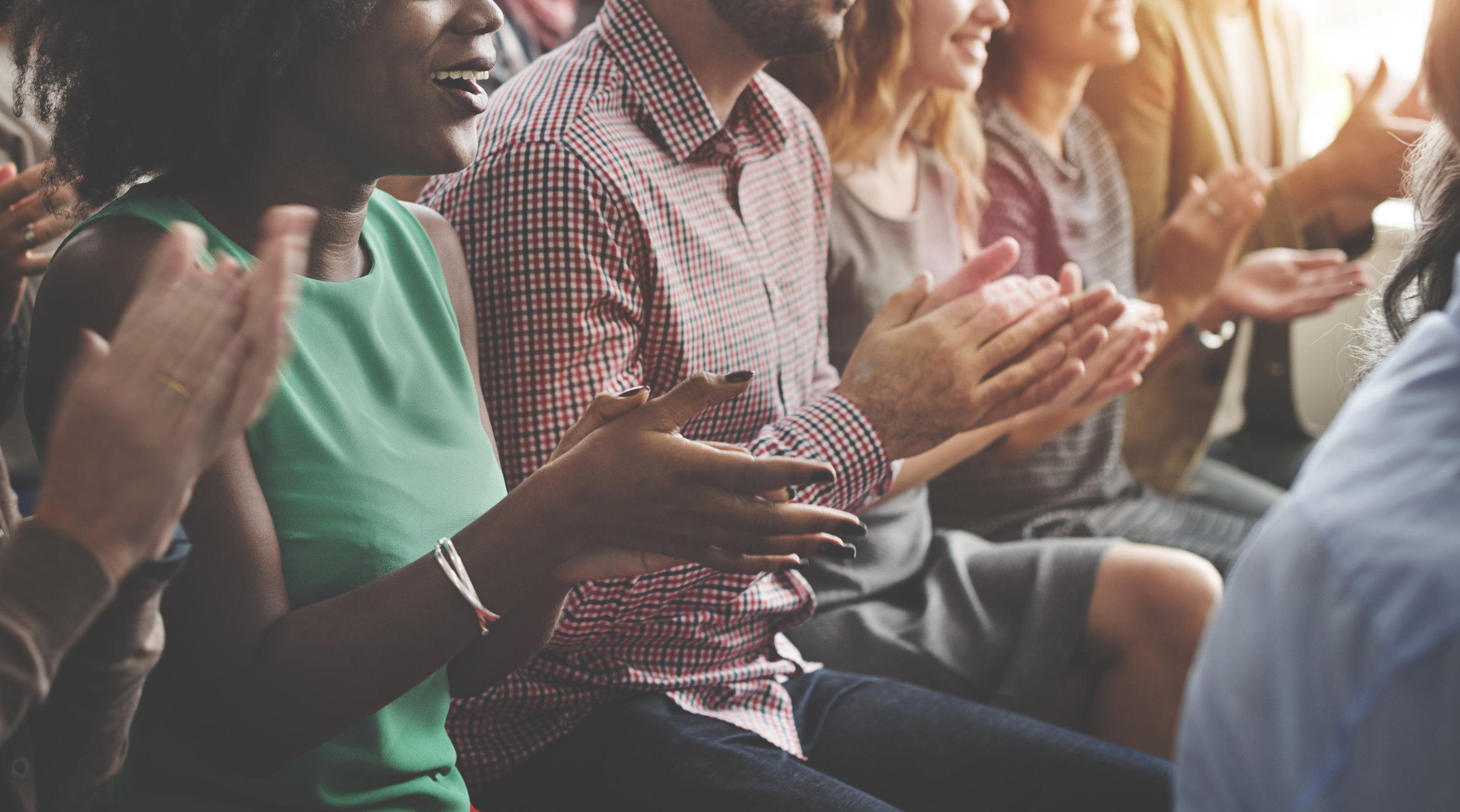 Engaging Keynote Speaker -