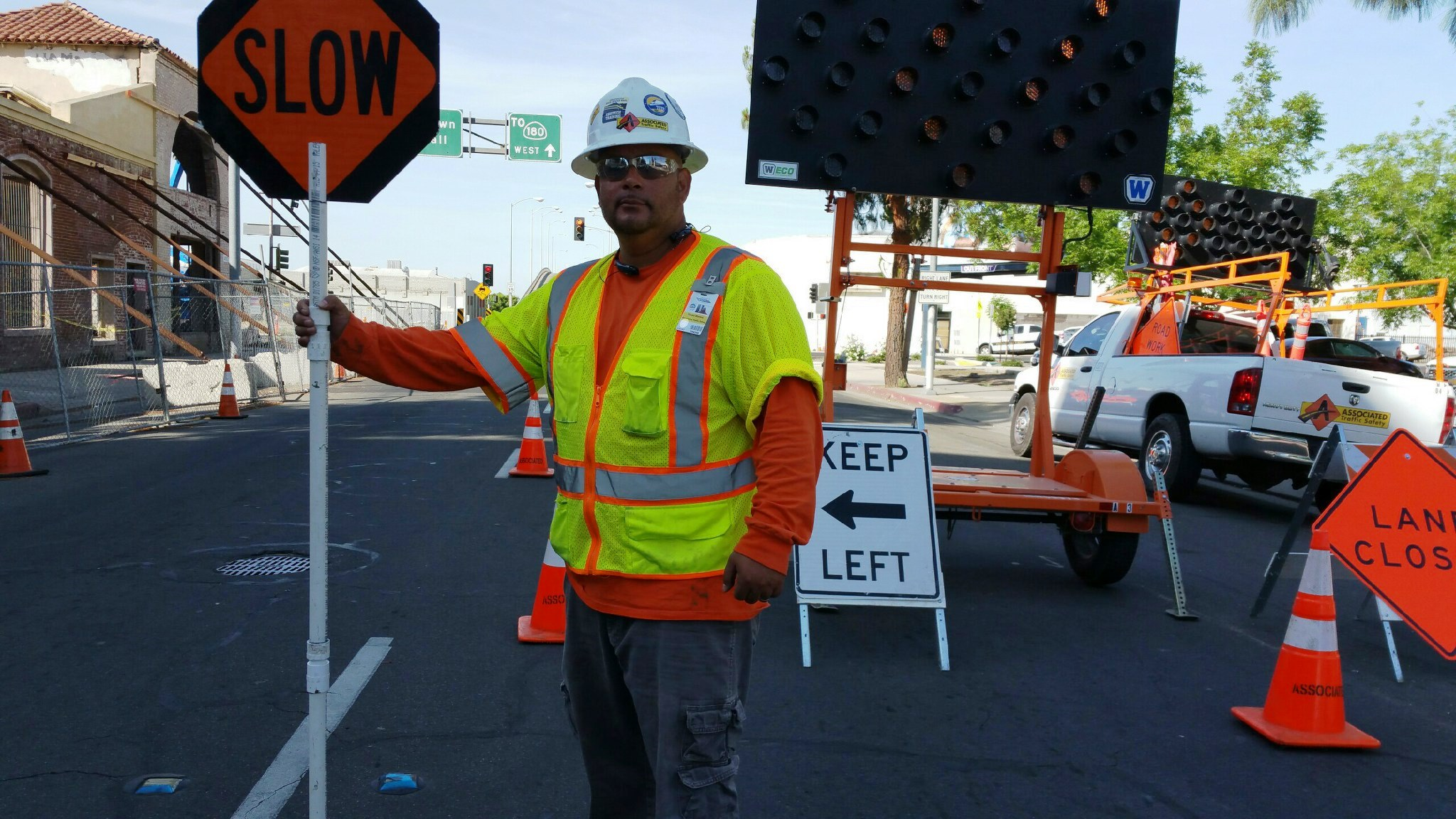 Pre-apprenticeship training landed Yovani Moreno landed a job on the High-Speed Rail project