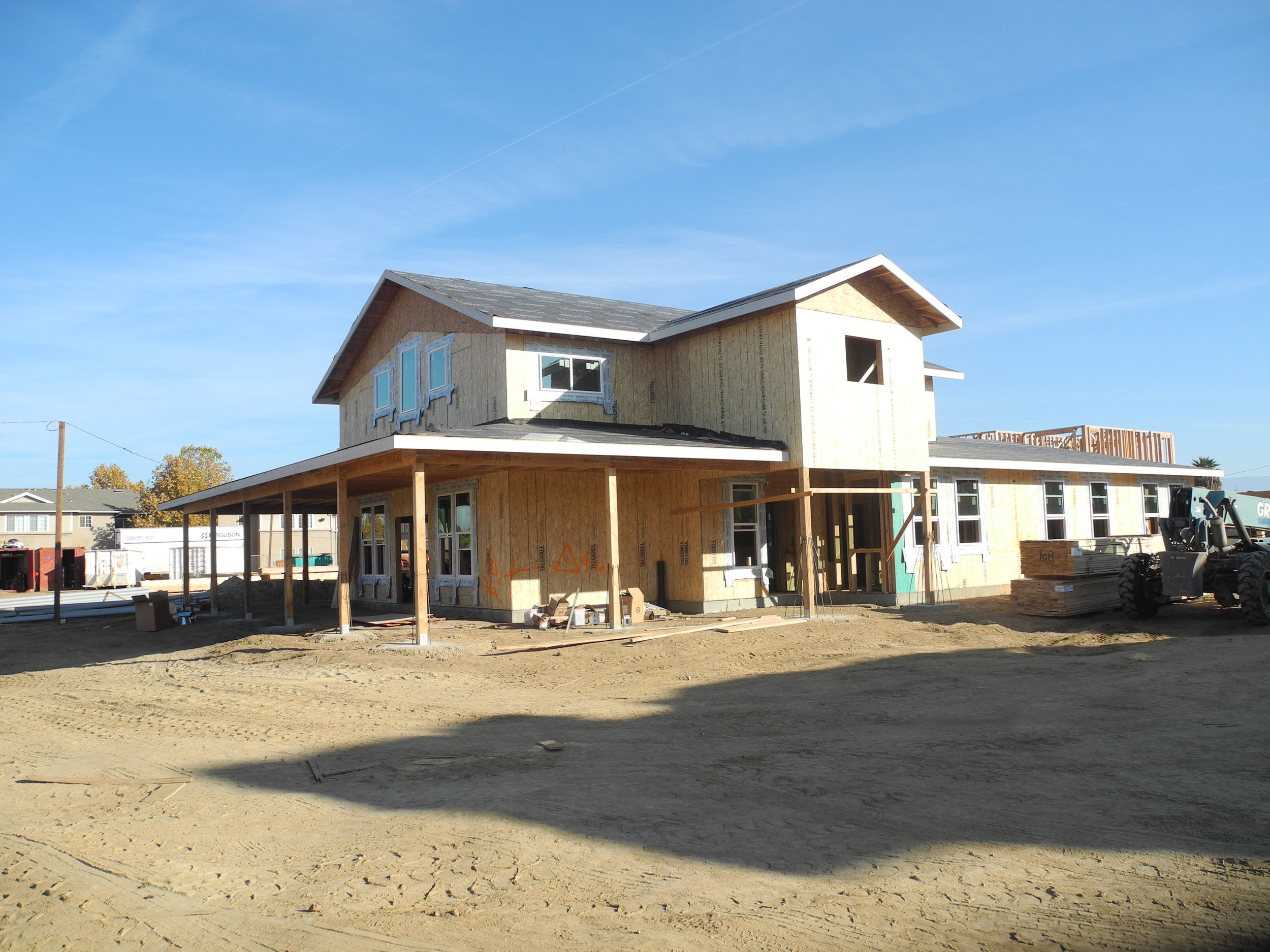 Sierra village. Photo courtesy of Self Help Enterprises