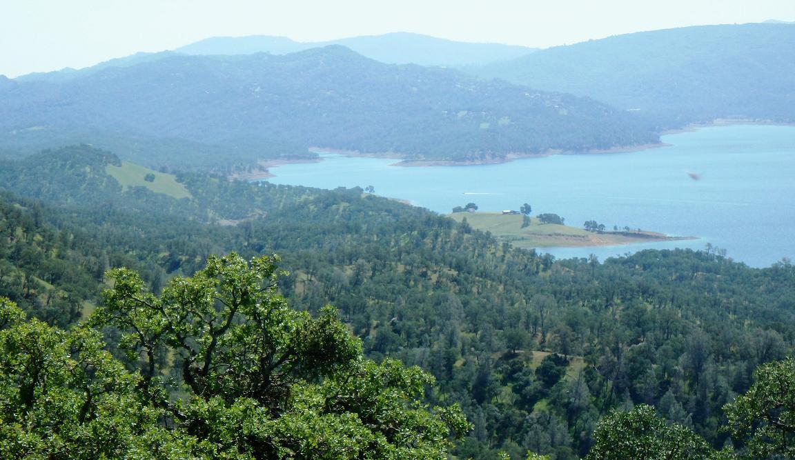 Lake Berryessa Landscape