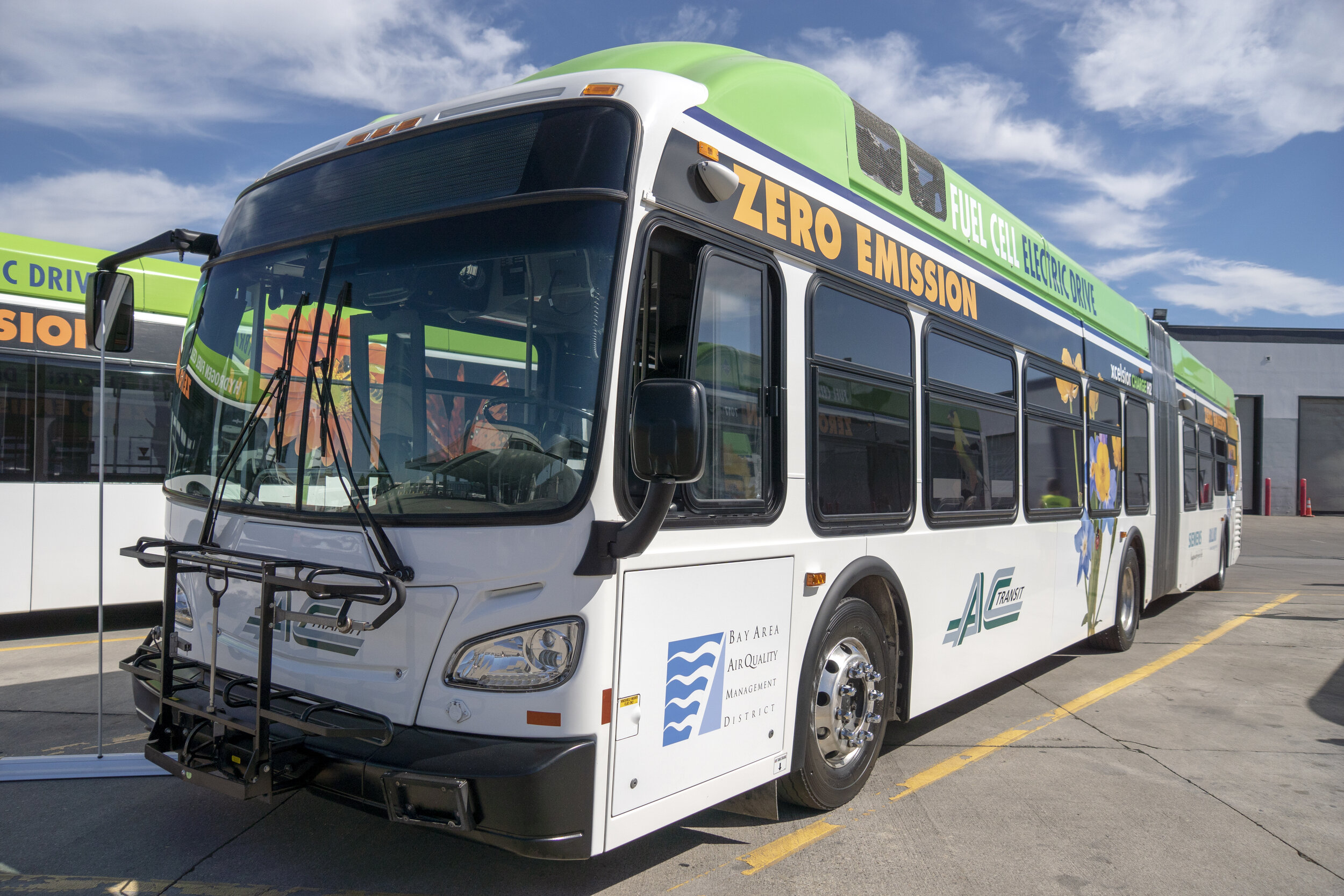 Zero Emission transit bus