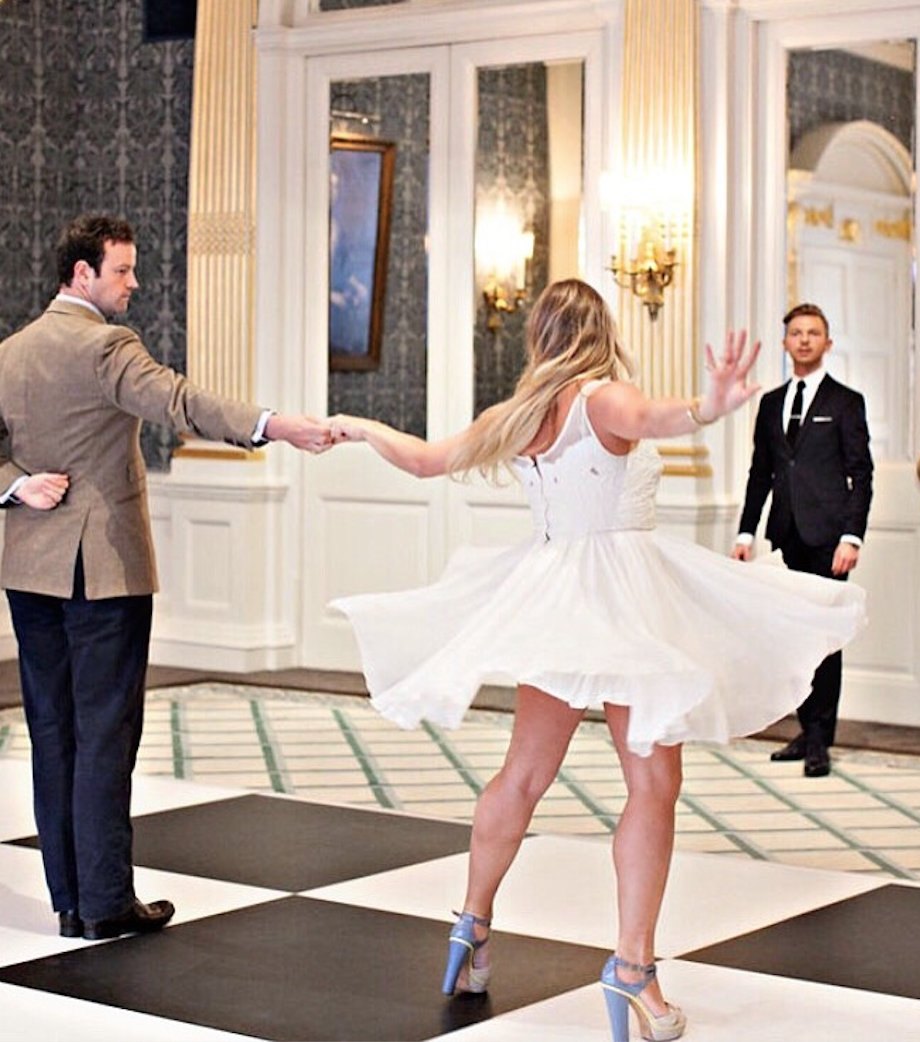 Ballroom Dance Lessons | The First Dance | Wedding Choreography | Mayfair |London | Claridge's