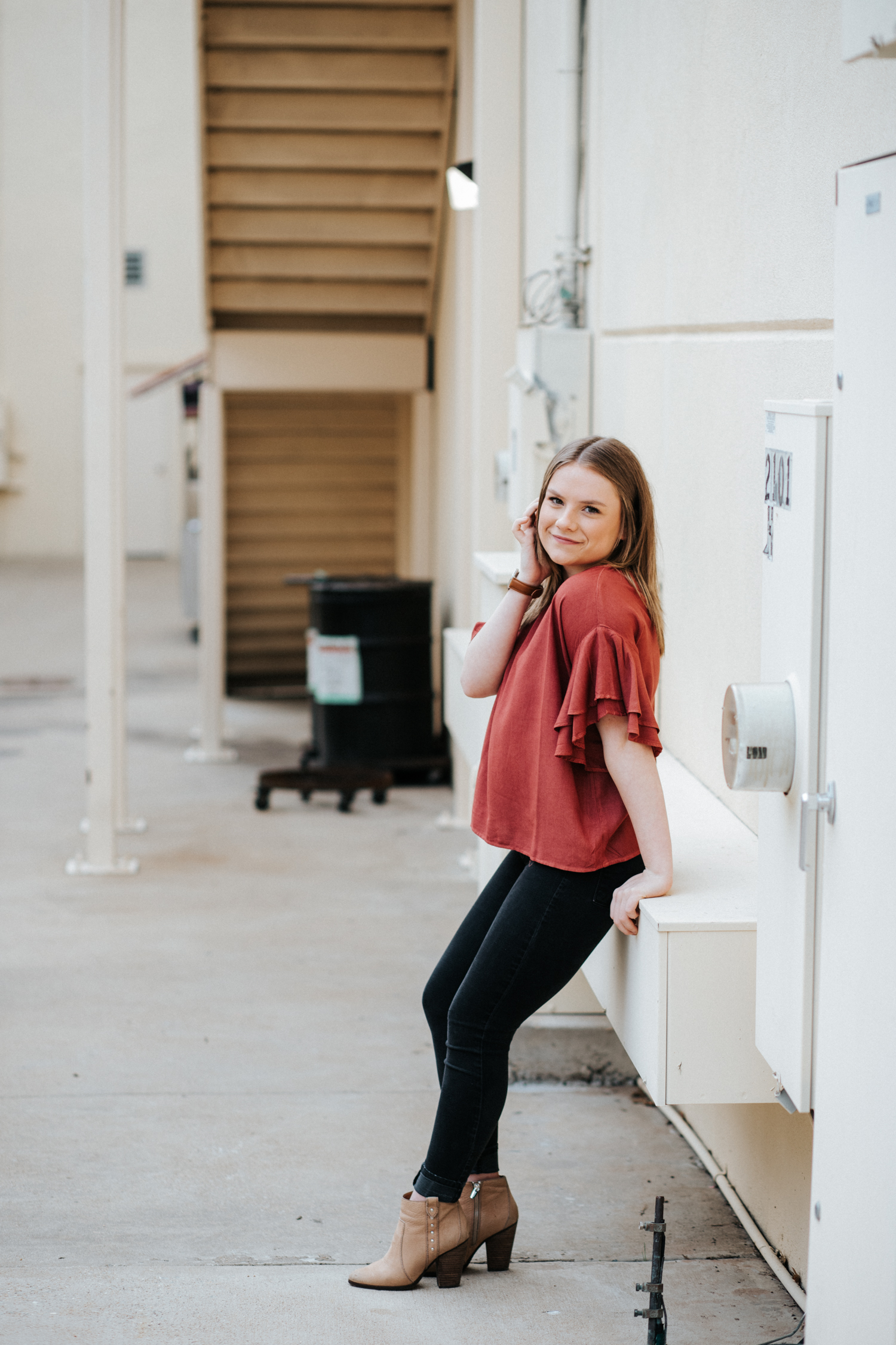 Sierra Wright // My name is Sierra Wright and I attend Rockwall High School, and I'm excited for senior year because we will have a very free schedule and more opportunity's to have one on one with our teachers.