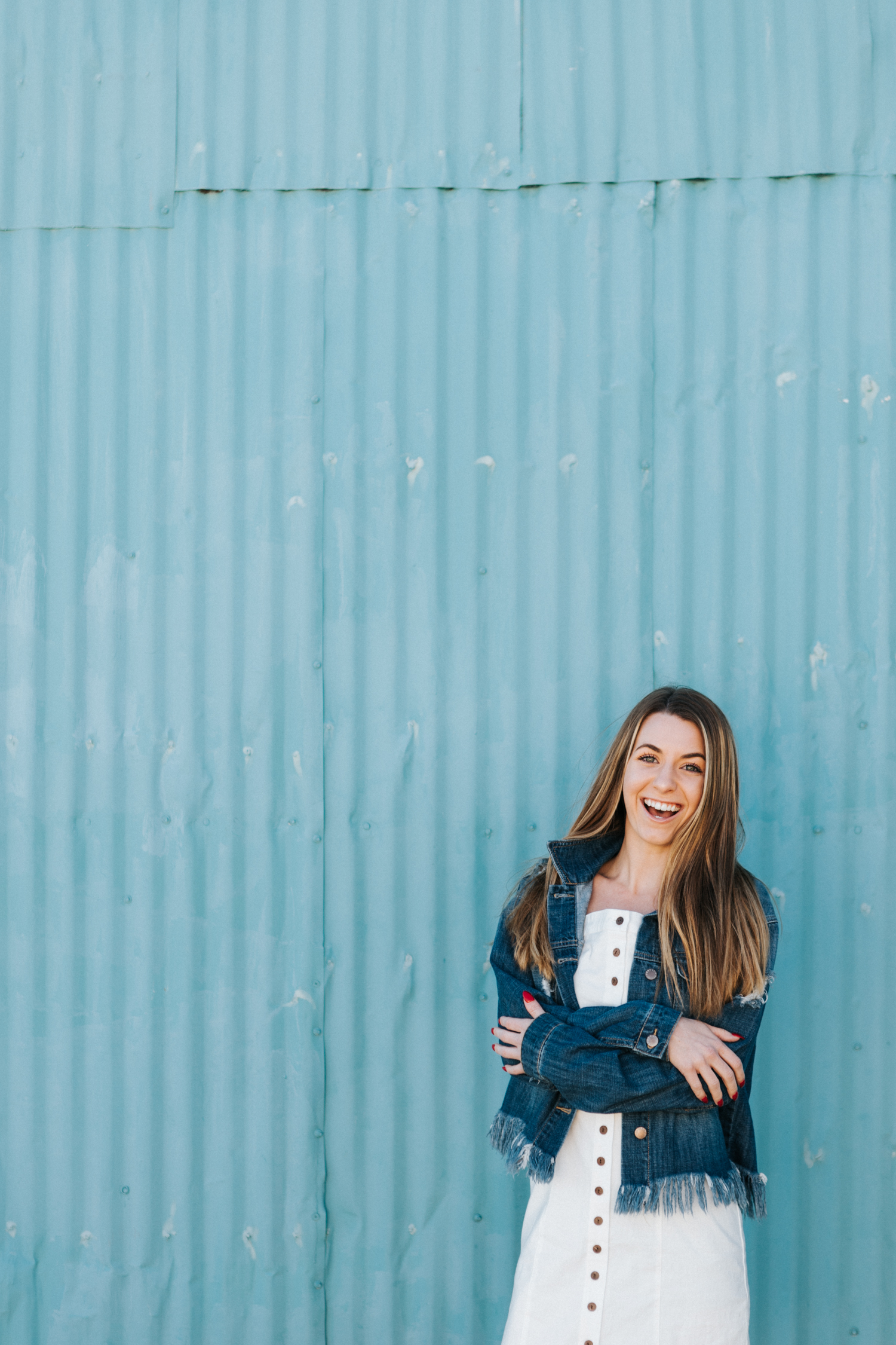 Jadyn Freeman // I'm honestly really excited about my senior year! I love school 95% of the time! Everyone talks about how great senior year is which makes me want it to come so much faster!!