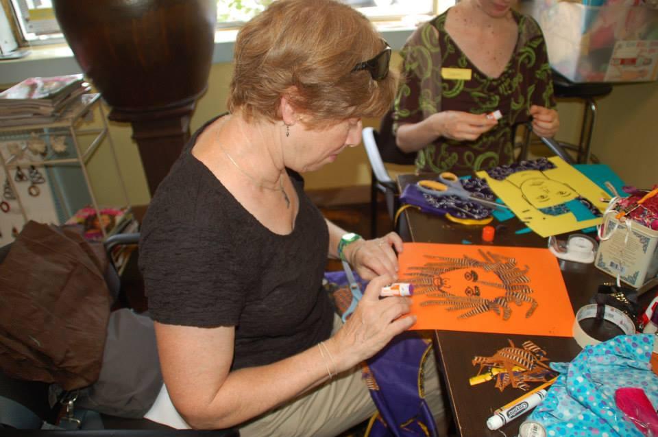 FSM Hosts an Etsy Craft Party on Bonifant Street