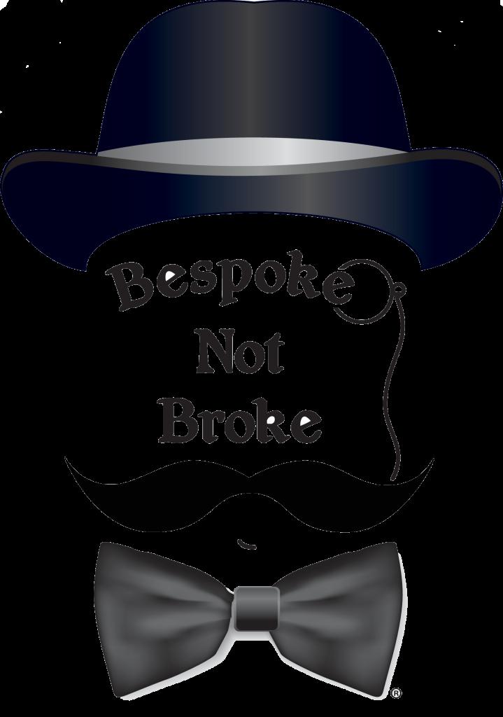 Bespoke Not Broke Logo