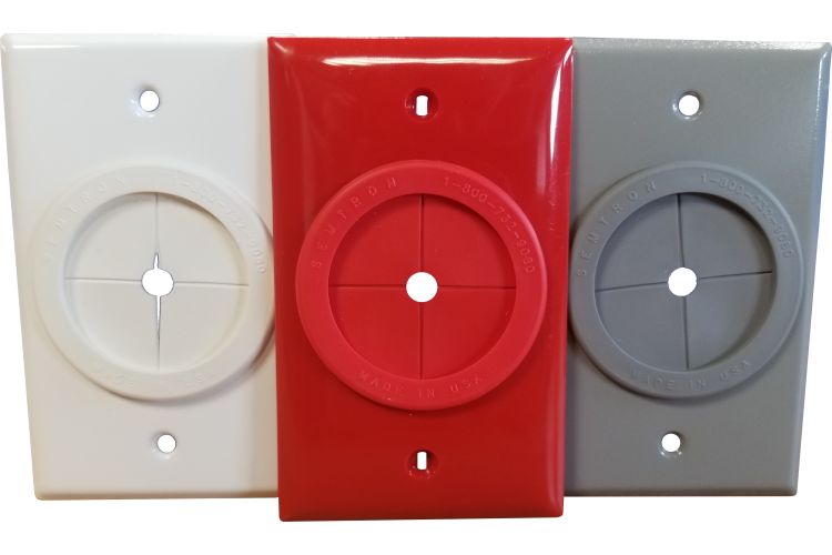 New Products! - Uni-Grommets now available in multiple colors!