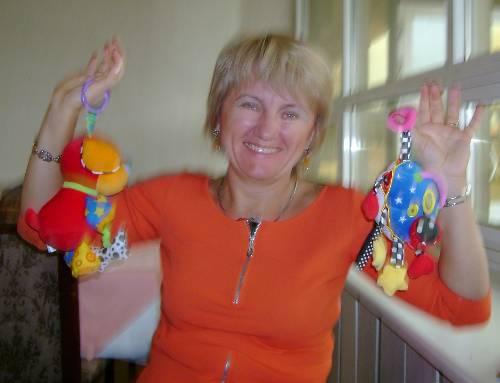 Our Ukrainian pediatrician host was Dr. Tetyana Vihovska who has assembled a wonderful team of experts in autism in Lutsk, a city in western Ukraine..