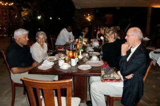 We were treated to some wonderful meals and enjoyed the Kenyan hospitality first hand throughout the week.