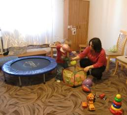 We journeyed to Astana (the new capital) in the northern part of Kazakhstan to work for 2 1/2 days at Green Pastures a rehabilitation center.