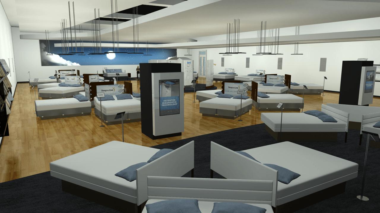 Sales Floor Concept
