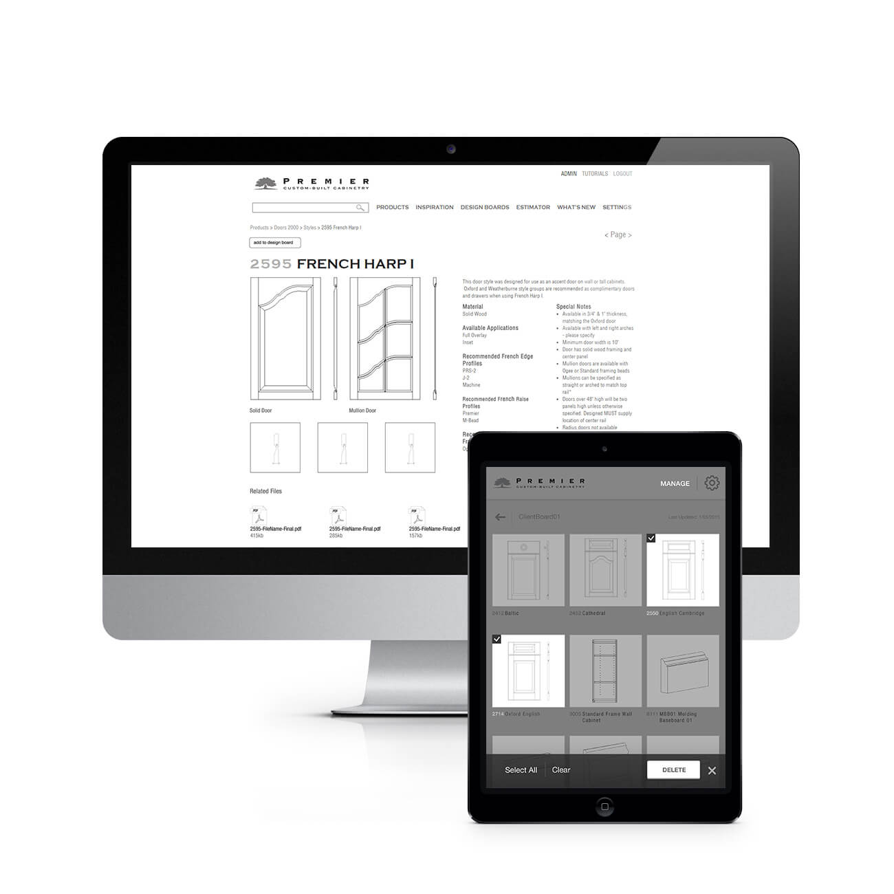 Website and App Design