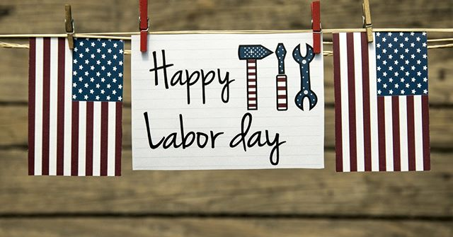 Have a Happy and Safe #LaborDay