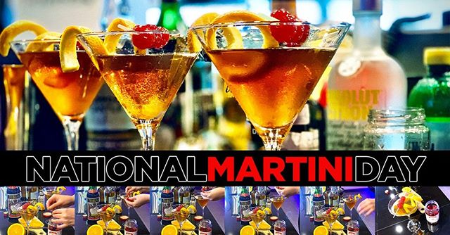 We craft cocktails as carefully as campaigns.  Happy #NationalMartiniDay from the Ameritech team.