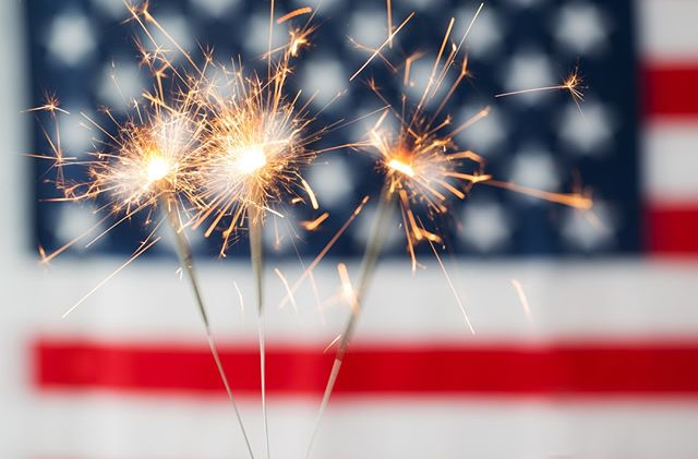 Wishing you a happy #4thOfJuly filled with family, friends and fireworks.