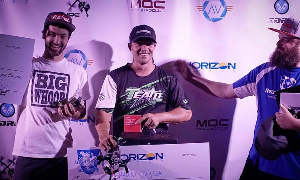 1st Place-IDRA Western Qualifier 2016