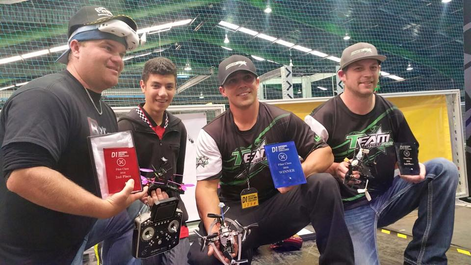 1st Place-Australia Drone Nationals