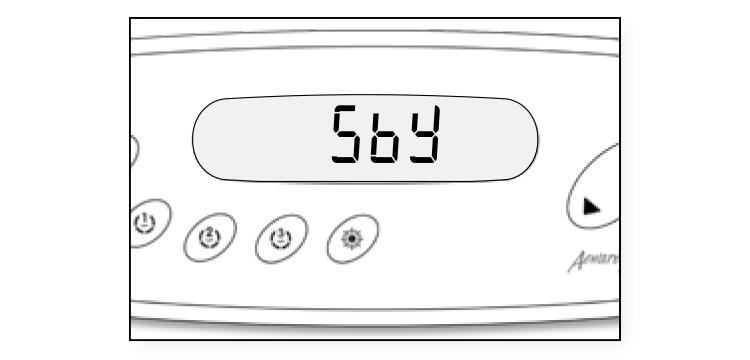 Fonctions du spa avec le in.k450