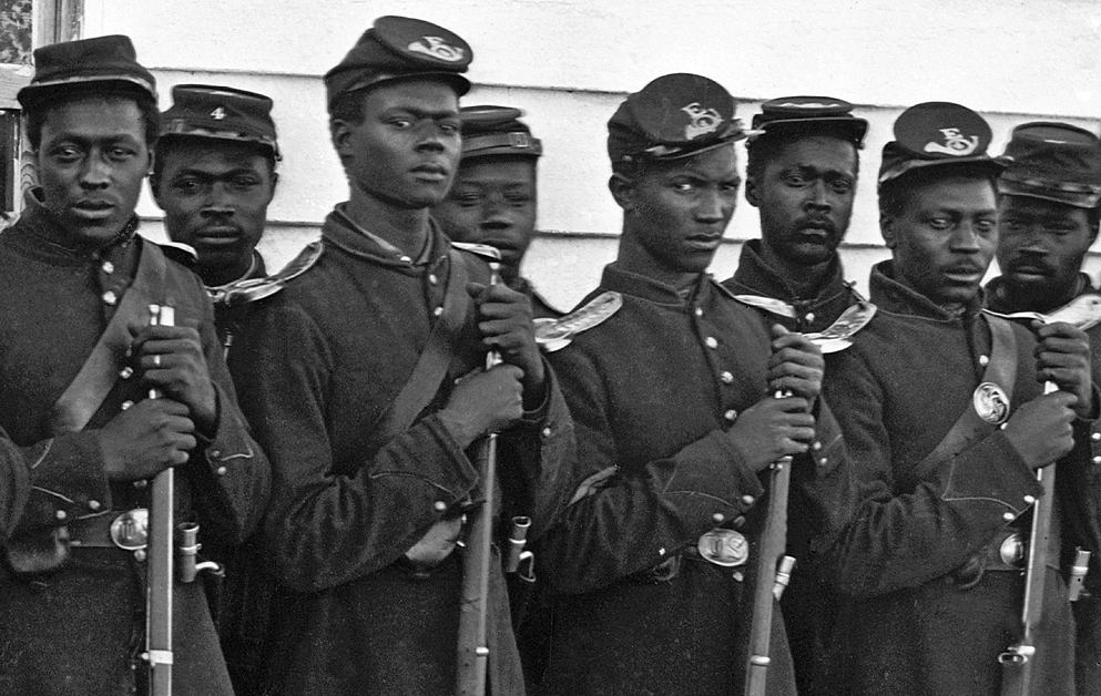 Black Union soldiers