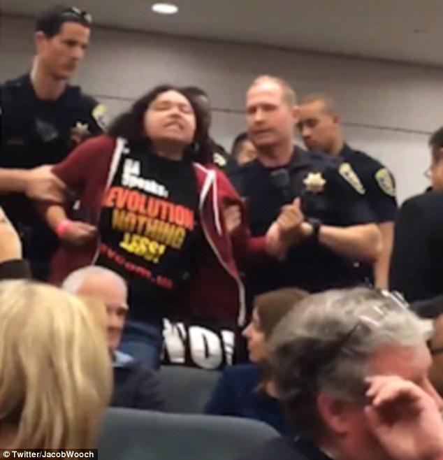 Revolution Club member arrested at UCLA