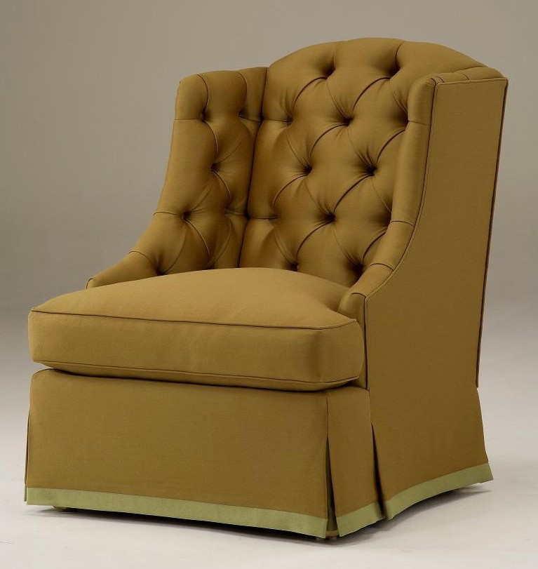 654 Wing Chair