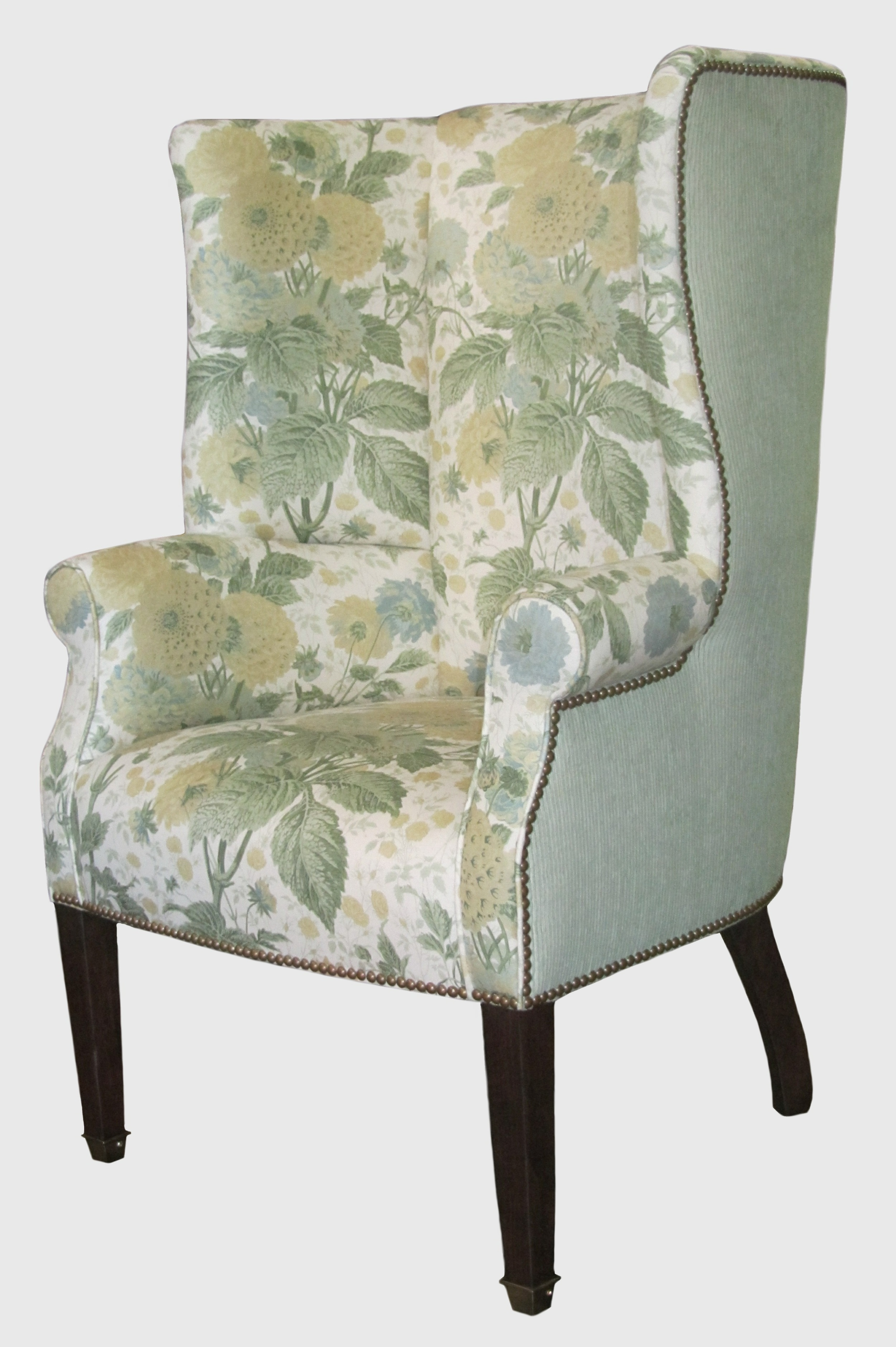 657 Wing Chair