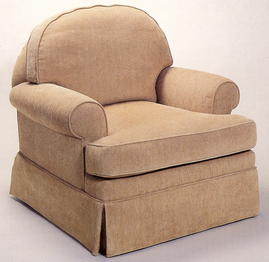 672 Lounge Chair