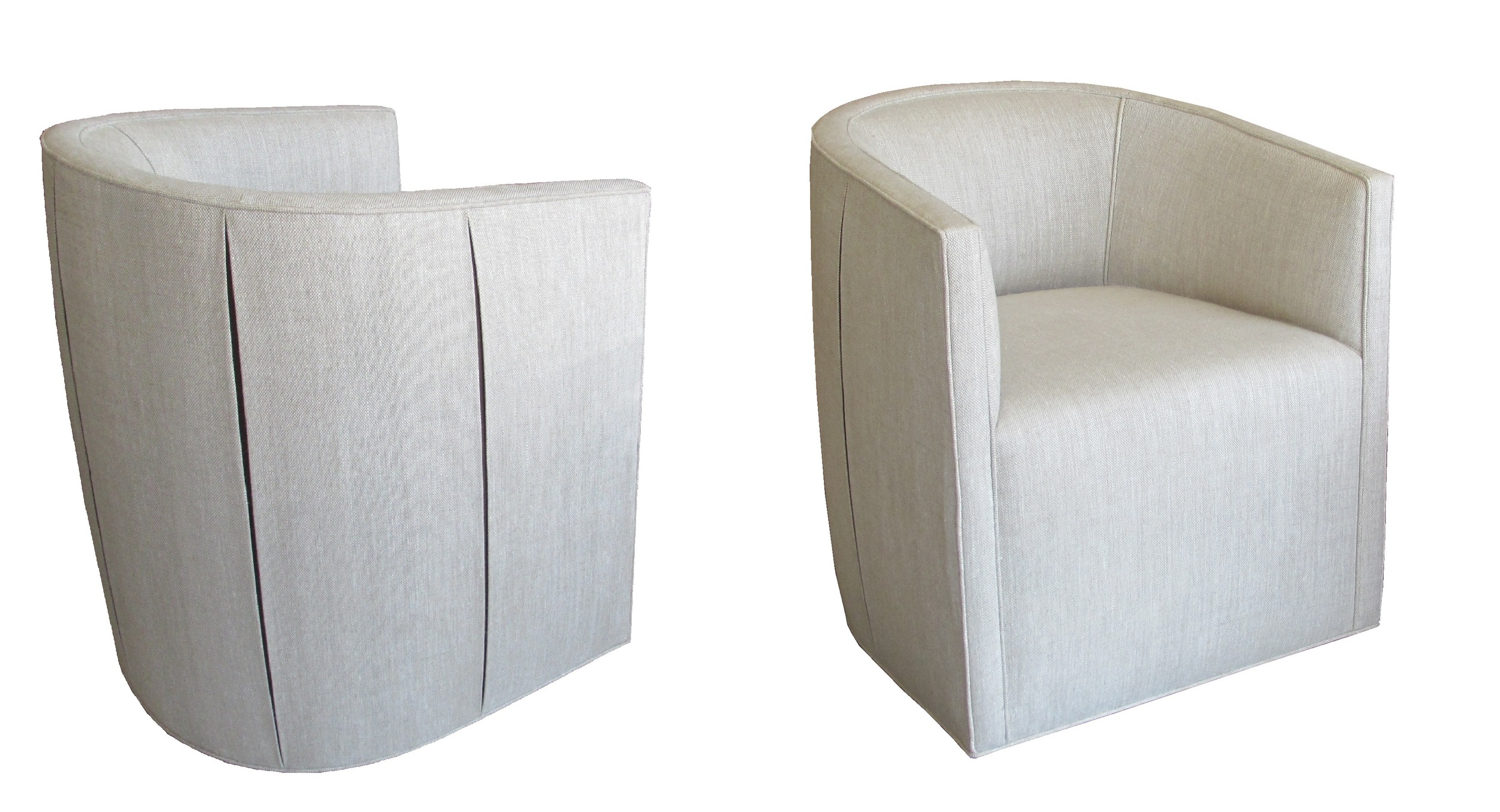 603 Barrel Chair