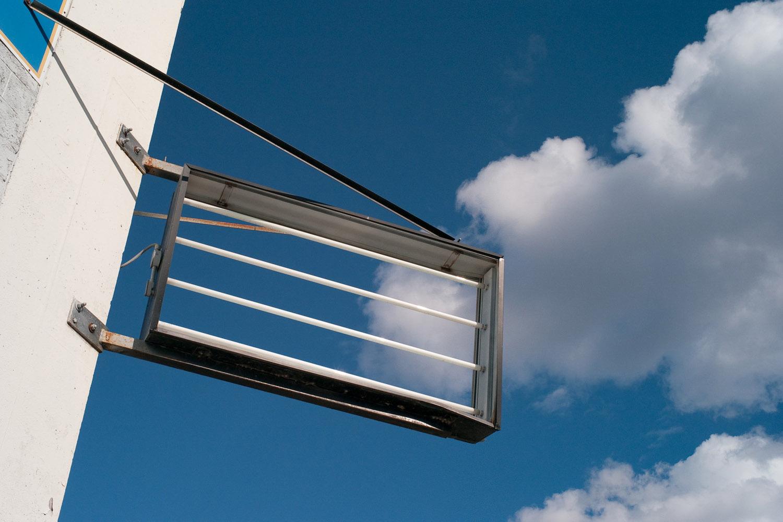 """Skylight (Portfolio """"La Vie en Bleu"""")"""